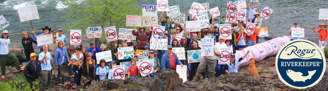 Huge Victory! FERC Denies Jordan Cove Project