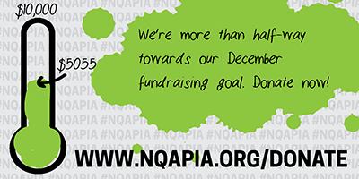We're halfway to our end-of-year fundraising goal!