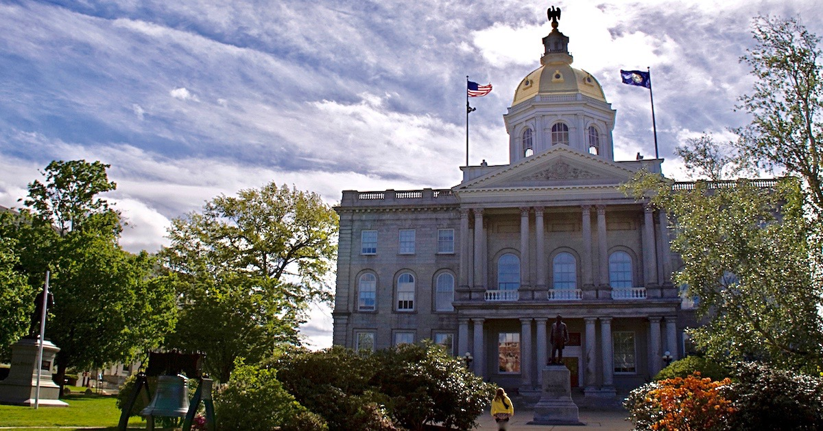 New Hampshire Capitol