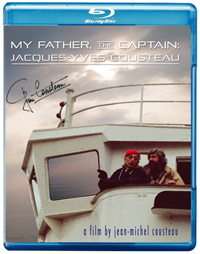 My Father, The Captain: Jacques-Yves Cousteau Blu-ray