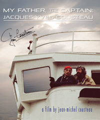 My Father, The Captain: Jacques-Yves Cousteau DVD