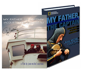 My Father, the Captain Book and DVD
