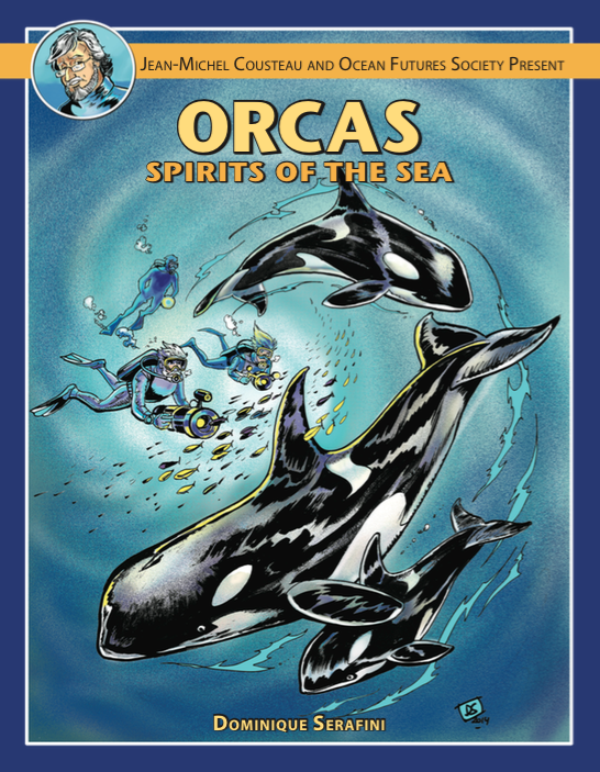 Orcas - Spirits of the Sea