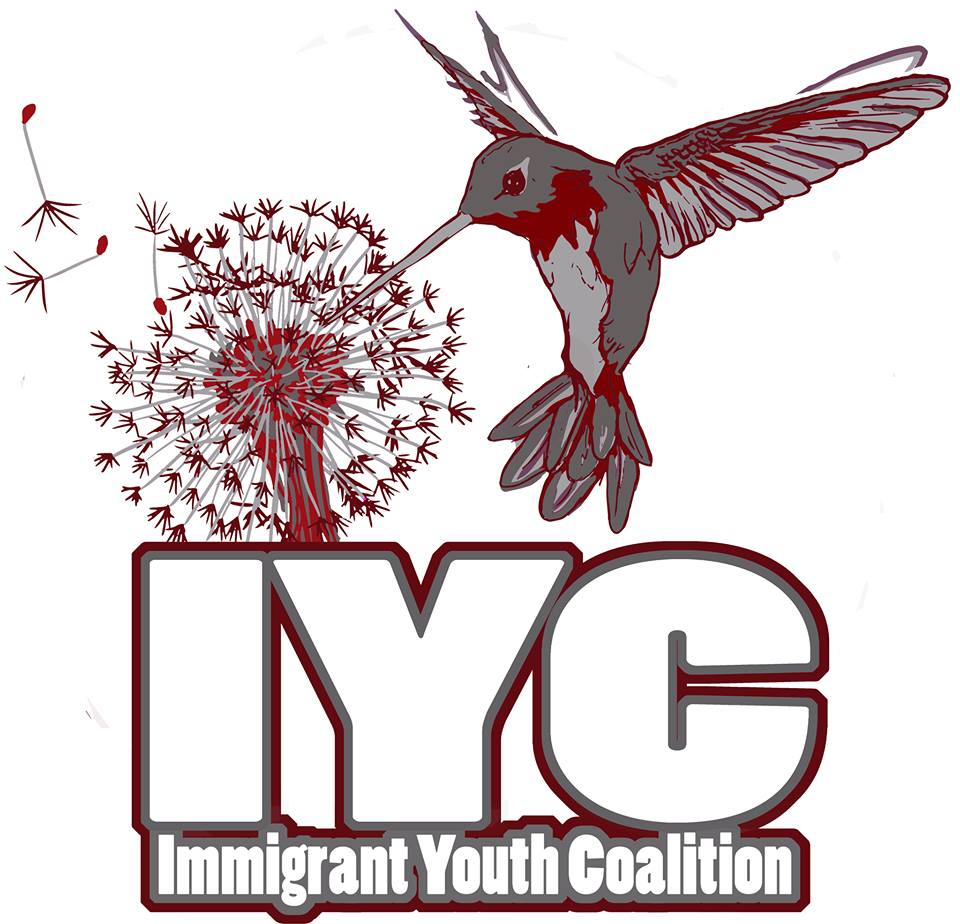 The Immigrant Youth Coalition Logo