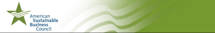 American Sustainable Business Council Header Graphic