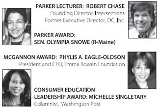 2008 Parker Lecture and Awards