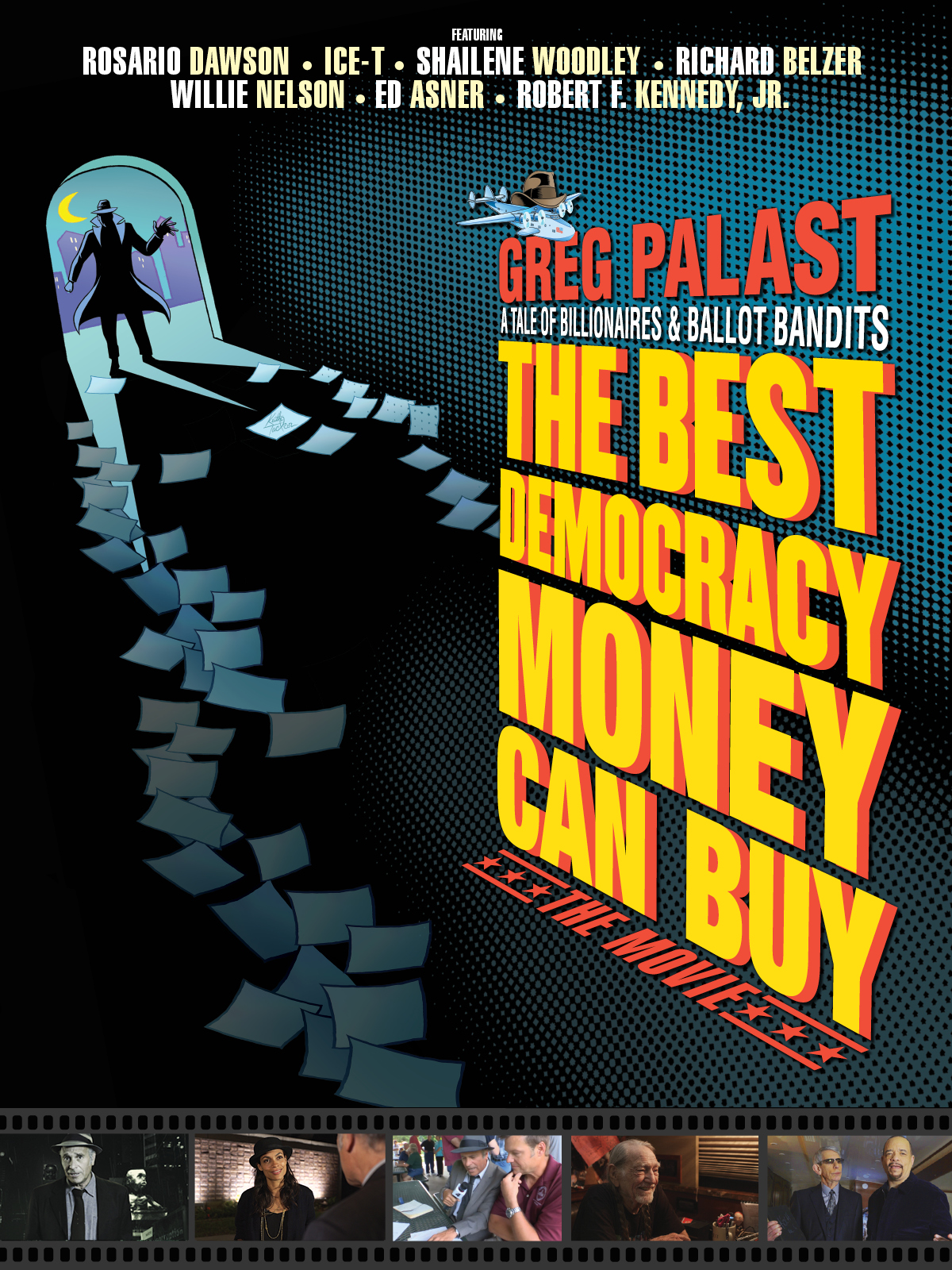 The Best Democracy Money Can Buy: A Tale of Billionaires & Ballot Bandits (DVD)