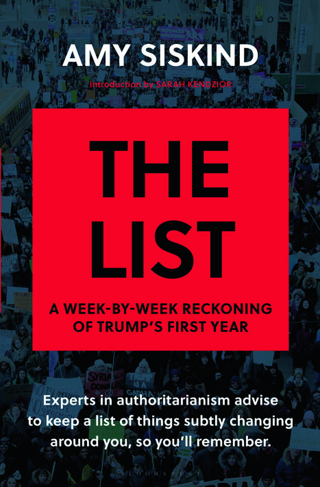 A Week-by-Week Reckoning of Trump's First Year