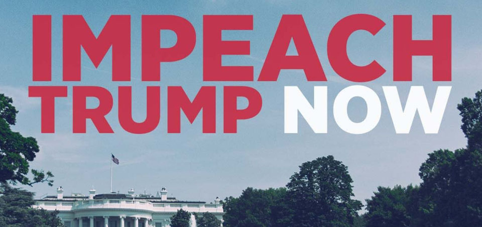 Impeach Trump Now! @ Online